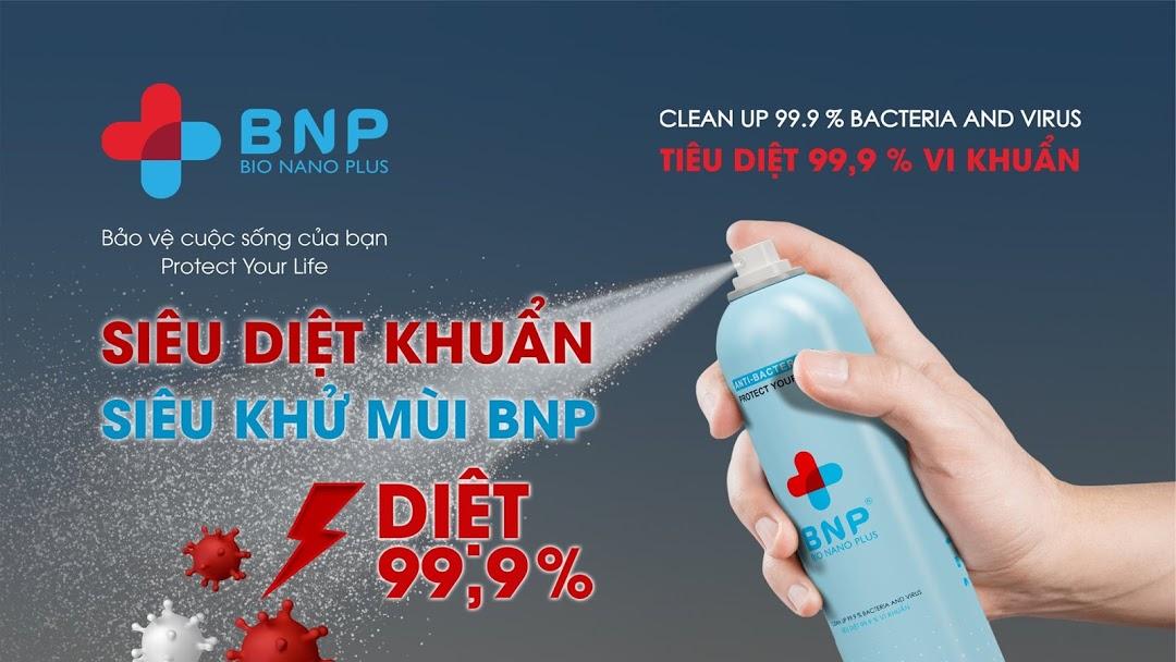 Xịt khử mùi BNP mang công dụng chính là khử mùi, diệt khuẩn trên mọi bề mặt tiếp xúc