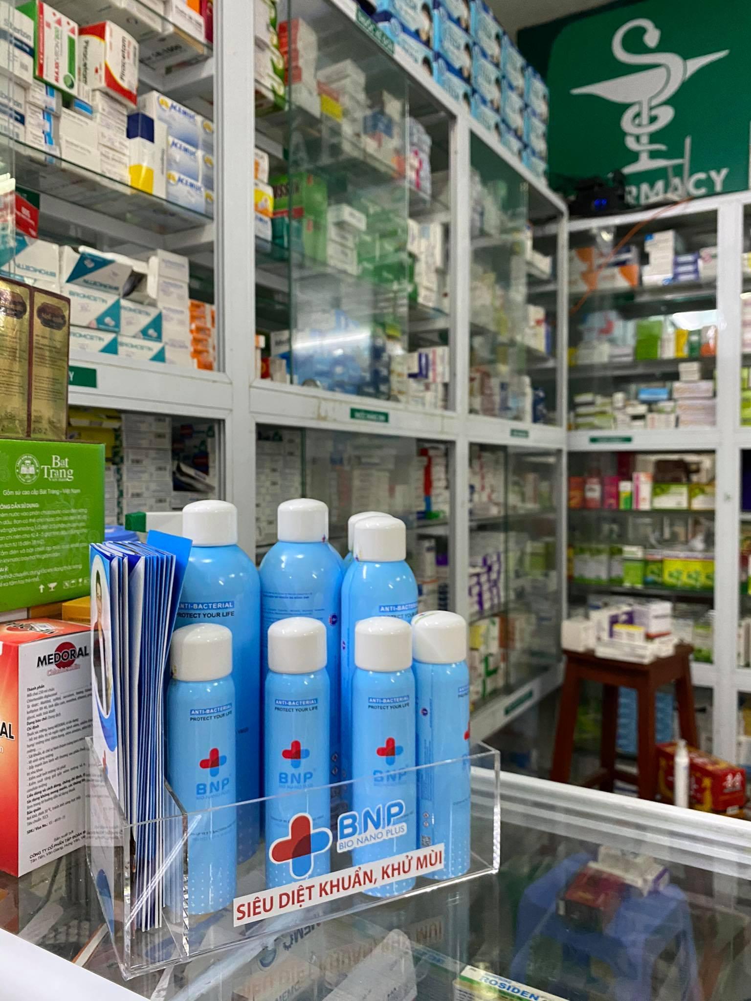 Nên mua dung dịch BNP ở tiệm thuốc