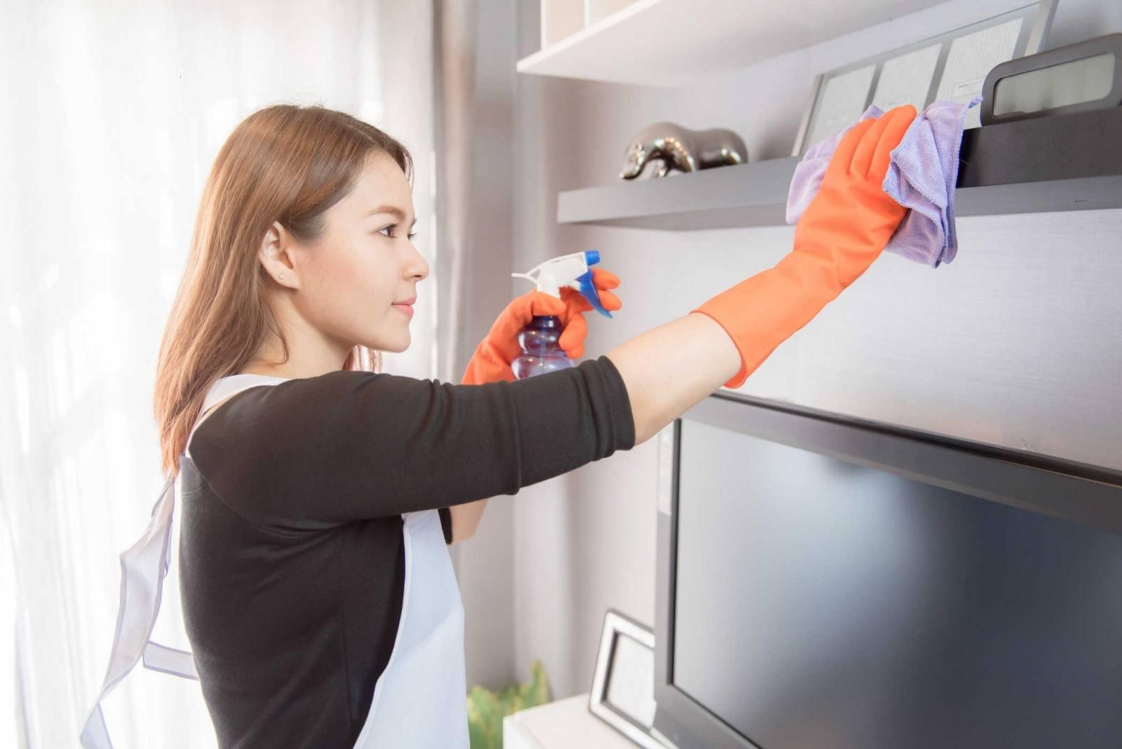 Mách bạn cách khử mùi nhà bếp không tốn một xu