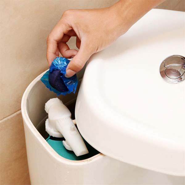 chế phẩm sinh học giúp khử mùi nhanh chóng
