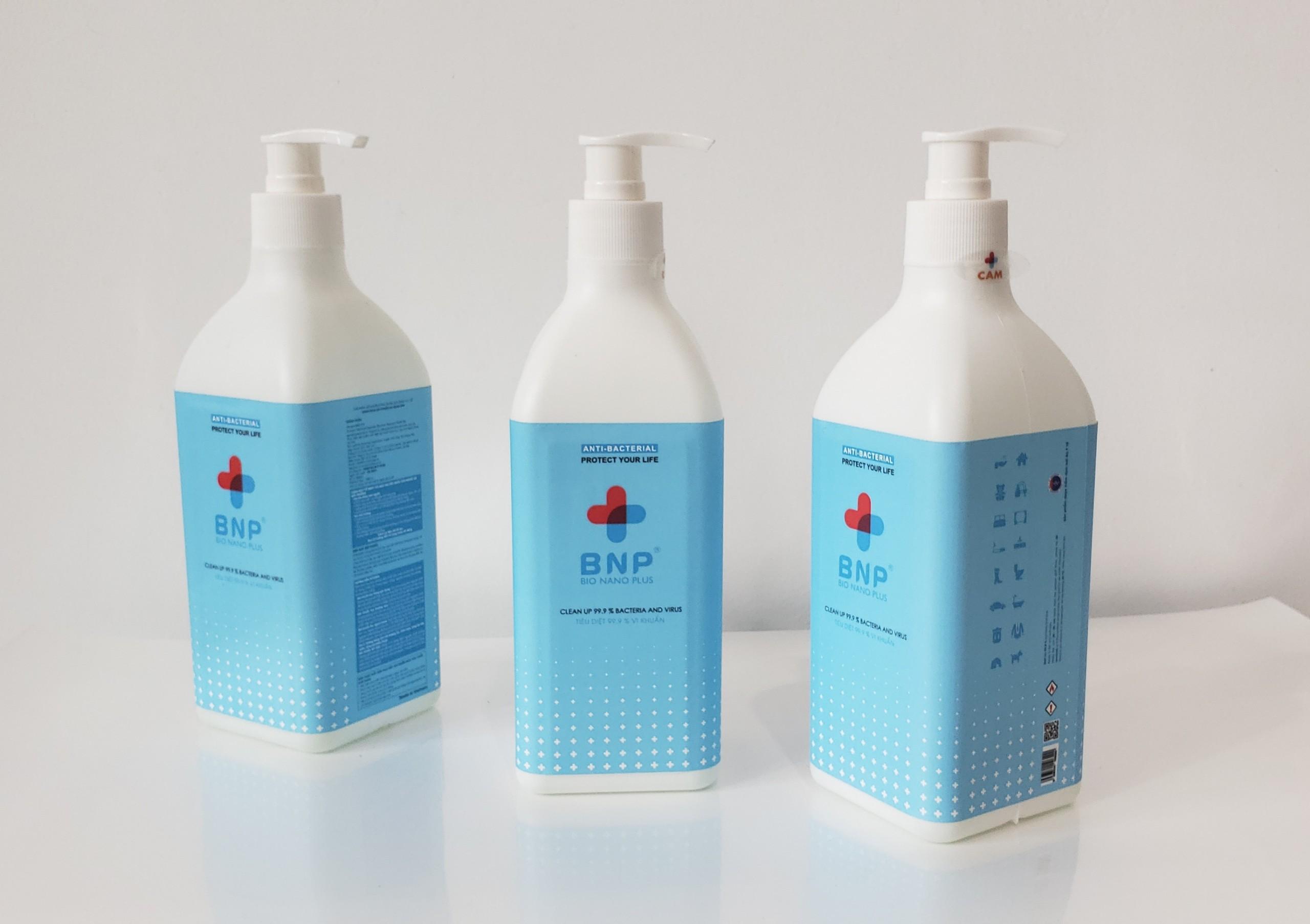 Nước rửa tay nhanh BNP