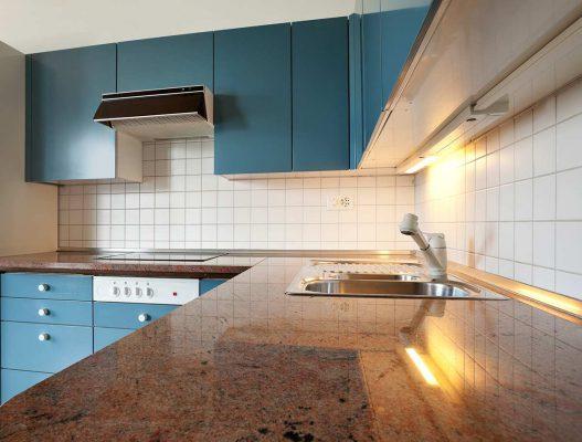 nhà bếp là nơi chứa nhiều virus gây bệnh